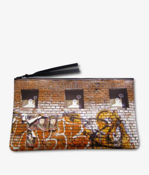 Tickettasche Boblicity, Berlin, Graffiti, Street Art