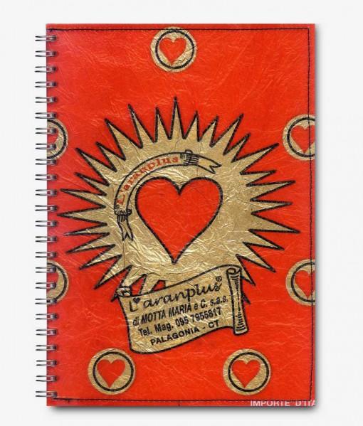 Ringbuch Heart of Gold