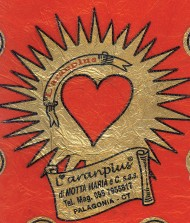 Ringbuch Heart of Gold